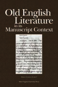 Old English Literature in its Manuscript Context Cover