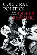 Cultural Politics--Queer Reading Cover