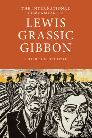 International Companion to Lewis Grassic Gibbon