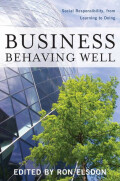 Business Behaving Well Cover