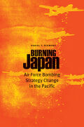 Burning Japan Cover