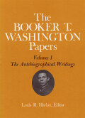 Booker T. Washington Papers Volume 1 Cover