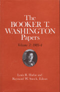 Booker T. Washington Papers Volume 7