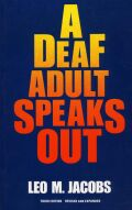 A Deaf Adult Speaks Out Cover