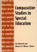 Comparative Studies in Special Education Cover