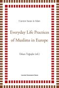 Everyday Life Practices of Muslims in Europe Cover