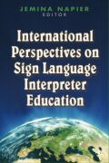 International Perspectives on Sign Language Interpreting Cover