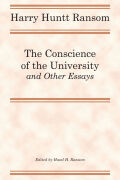 The Conscience of the University, and Other Essays Cover