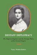 Distaff Diplomacy Cover