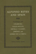 Alfonso Reyes and Spain Cover