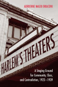 Harlem's Theaters Cover