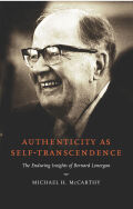 Authenticity as Self-Transcendence Cover