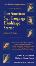 The American Sign Language Starter Cover