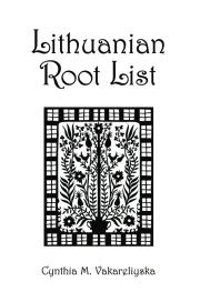A Lithuanian Root List