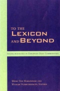 To the Lexicon and Beyond
