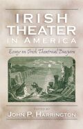 Irish Theater in America Cover