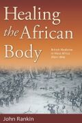 Healing the African Body Cover