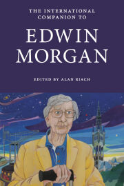 International Companion to Edwin Morgan