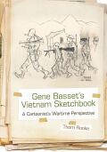 Gene Basset's Vietnam Sketchbook Cover