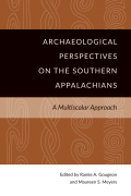 Archaeological Perspectives on the Southern Appalachians Cover