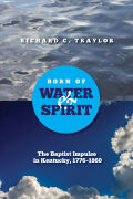 Born of Water and Spirit Cover