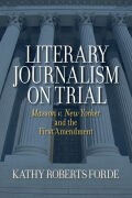 Literary Journalism on Trial Cover