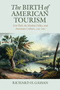 The Birth of American Tourism Cover