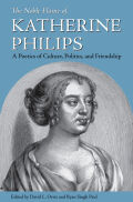 The Noble Flame of Katherine Philips Cover