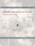 Ceramic Sequence in Colima Cover
