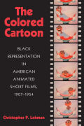 The Colored Cartoon Cover