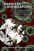 Barriers to Bioweapons Cover