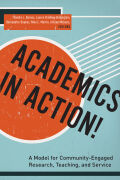 Academics in Action! Cover