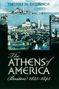 The Athens of America Cover