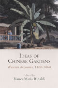 Ideas of Chinese Gardens Cover