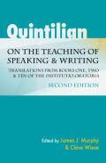 Quintilian on the Teaching of Speaking and Writing Cover