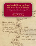 Wabanaki Homeland and the New State of Maine Cover