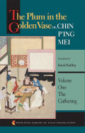 The Plum in the Golden Vase or, Chin P'ing Mei, Volume One Cover