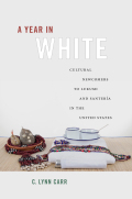 A Year in White Cover