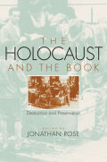 The Holocaust and the Book Cover