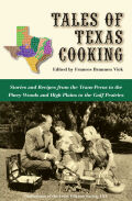 Tales of Texas Cooking Cover