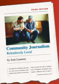 Community Journalism Cover