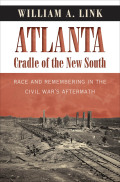 Atlanta, Cradle of the New South Cover