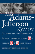 The Adams-Jefferson Letters Cover