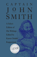 Captain John Smith Cover
