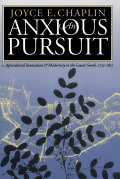 An Anxious Pursuit Cover