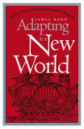 Adapting to a New World Cover