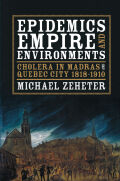 Epidemics, Empire, and Environments cover