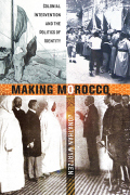 Making Morocco Cover