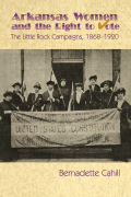 Arkansas Women and the Right to Vote Cover