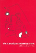 The Canadian Modernists Meet Cover